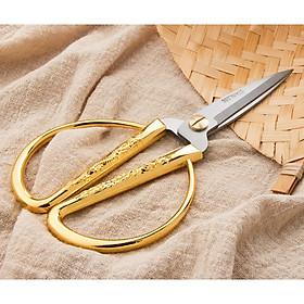 Kéo cắt đa năng gia dụng nhà bếp,kéo nhà bếp, kéo cắt cực bén,cực bền,dụng cụ nhà bếp cao cấp tiện lợi- GD390-keocatNB ( giao ngẫu nhiên)