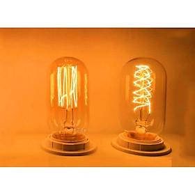 Bóng đèn sợi tóc Edison 1 đốt T45