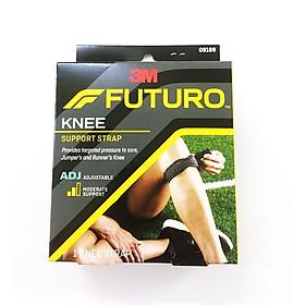 Đai đầu gối dây đơn Futuro 09189 hỗ trợ bảo vệ xương bánh chè, giảm đau cho khớp-0