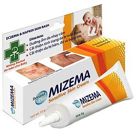 Kem chống hăm, giảm nứt nẻ, mẩn đỏ, khô da và giữ ẩm Beyond Plus Mizema Sensitive Skin