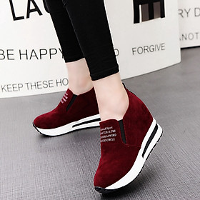 IELGY Muffin women's shoes Korean version of the increase in comfortable casual shoes women