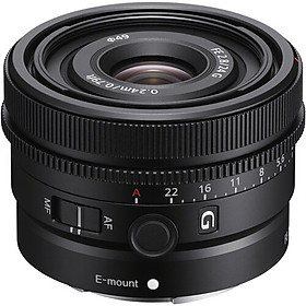 Ống kính Sony FE 24mm f/2.8 G - Hàng chính hãng