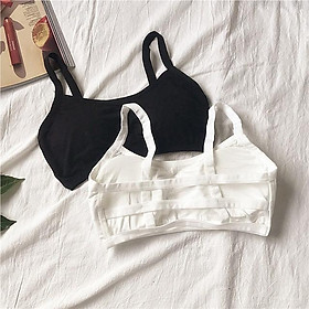 Combo 2 áo ngực nữ có đệm ngực rời 3 dây sau