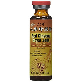 Prince of Peace Red Ginseng Royal Jelly, 30 Count