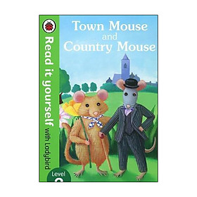 Town Mouse and Country Mouse : Read it Yourself with Ladybird Level 2