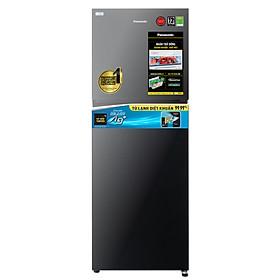 Tủ lạnh Panasonic Inverter 306 lít NR-TV341VGMV - Hàng chính hãng (chỉ giao HCM)