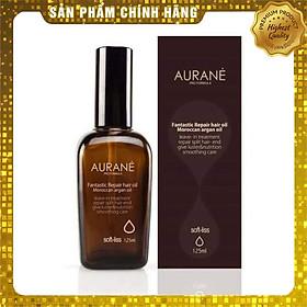 Tinh dầu dưỡng tóc AURANE Softliss Fantastic Repair hair oil 125ml