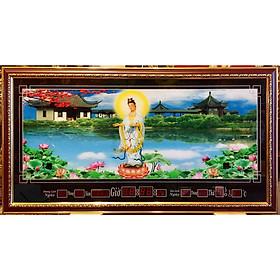 Tranh Phật Bà lịch vạn niên - MS712