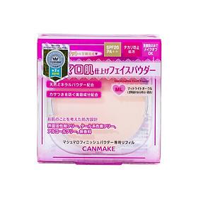 Lõi Phấn Phủ Siêu Mịn – Canmake Marshmallow Finish Powder (Refill)-1