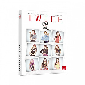Photobook Twice Yes or Yes mẫu 2