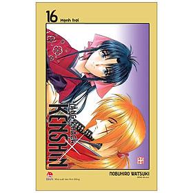 [Download Sách] Lãng Khách Kenshin Tập 16: Mệnh Trời