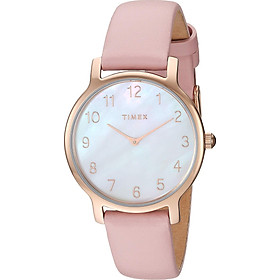 Timex Women's Metropolitan 34mm Watch