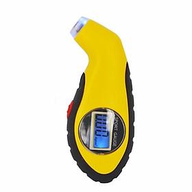 Đồng hồ đo áp suất lốp độ chính xác cao - Hàng nhập khẩu