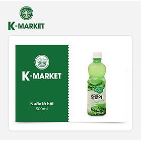K-Market - Nước lô hội (500ml)