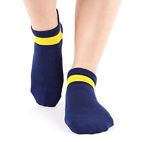 Women Yoga Socks Non slip Cotton Sports Socks Breathable Yoga Socks-4