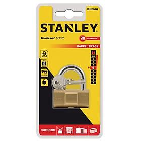 Ổ Khoá Stanley S742 – 047 Khóa càng chữ U, rộng 50mm