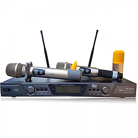 Micro Karaoke Không Dây BfaudioPro J10 - Hàng Chính Hãng