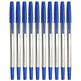 Bút Nguyên Tử Uni SA-S Kiểu Cổ Điển Viết Siêu Mượt (Ngòi 0.7mm)