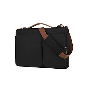 Túi đeo chéo kiêm túi chống sốc cho laptop thời trang
