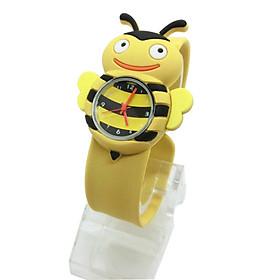 Đồng hồ Silicon chú Ong Vàng đáng yêu cho bé