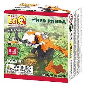 Đồ Chơi Đố Trí LaQ Animal World Mini RED PANDA