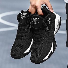 Giày bóng rổ nam học sinh 3 màu cao cấp