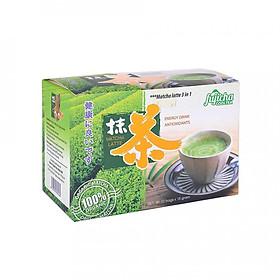 Bột Trà Xanh Sữa Fuji Matcha Latte 150g