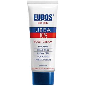 Kem Dưỡng Chân Cho Da Khô Nứt Nẻ, Nứt Gót Chân Urea 10% Eubos Dry Skin Urea 10% Foot Cream (100ml)