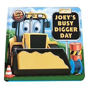 My First JCB: Joey's Busy Digger Day