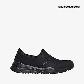 SKECHERS - Giày slip on nam Equalizer 4.0 232017-BBK