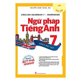 English Grammar - Ngữ Pháp Tiếng Anh 7 (Sách Bài Tập)