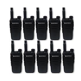 Bộ 10 Bộ đàm Motorola CP318