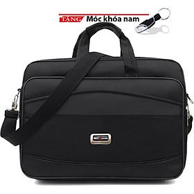 Cặp công sở laptop nam nữ 4 kiểu phong cách mới CV4 Tặng móc khóa nam cao cấp