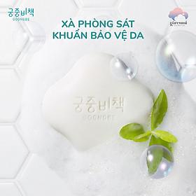 Xà phòng sát khuẩn rửa mặt và tắm gội Hàn Quốc Goongbe 90g