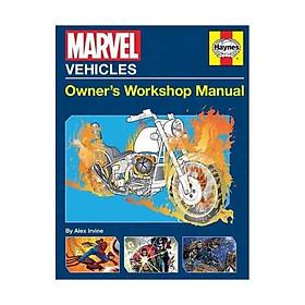 Marvel Vehicles