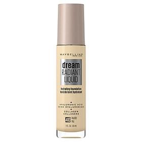 Maybelline Dream Radiant Liquid Foundation 40 Nude