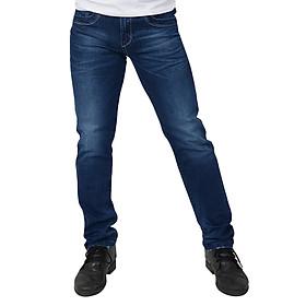 Quần Jeans Skinny Nam A91 JEANS Thời Trang L02 MSKBS002ME - Xanh