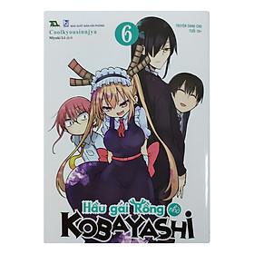 Hầu Gái Rồng Nhà Kobayashi Tập 6
