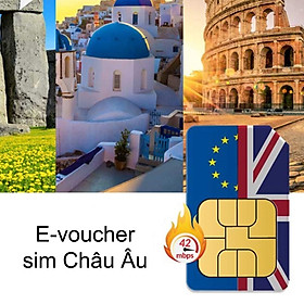 Sim 4G Châu Âu