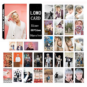 """Lomo card RM BTS """"Map of the Soul"""""""