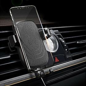 Đế Sạc Nhanh Không Dây Trên Ô Tô Cho Samsung Galaxy S9/S8