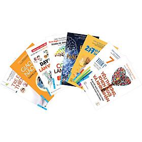 Combo 8 Cuốn: Bộ Sách Nuôi Dạy Trẻ Thông Minh