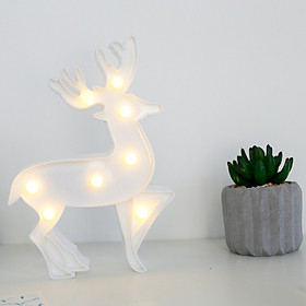 Cute Animal Shape LED Night Light Home Party Decoration Warm White Light