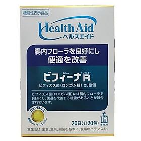 Men vi sinh Bifina R 20 gói - Dành cho người bị viêm đại tràng, rối loạn tiêu hóa