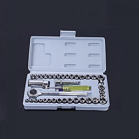 Bộ dụng cụ sửa chữa đa năng 40 chi tiết HT445