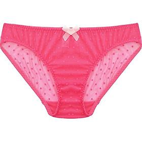 Quần Lót Nữ All Over Lace Brief Panty Viviane QLP0118_01 - Hồng