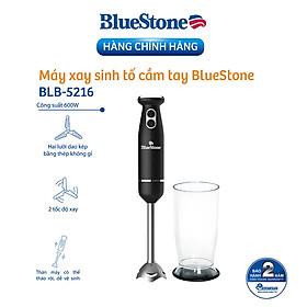 Máy Xay Sinh Tố Cầm Tay Bluestone BLB-5216 (600W) - Hàng chính hãng