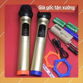 Micro không dây SONY bộ 2 chiếc [ShopUyTín]