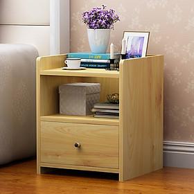 Tủ Gỗ Đầu Giường Wooden