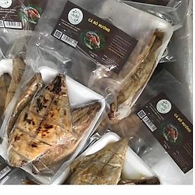 [Chỉ Giao Hà Nội] Cá bò nướng 500g